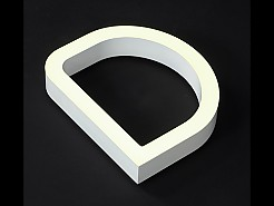 LED채널간판-전면발광 아크릴채널사인(스트레이트방식)