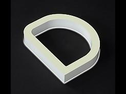 LED채널간판-후면발광 아크릴채널사인(스트레이트방식)