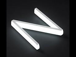 LED채널간판-측면발광 아크릴채널사인(테이퍼컷, 스트레이트컷방식)